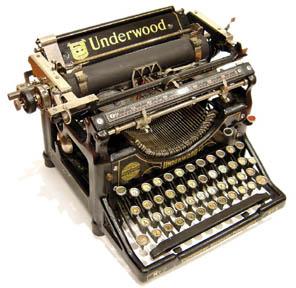typwritter